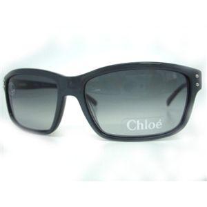 Chloe(クロエ) サングラス CL2176-C04 スモークグラデーション×パープルブルー - 拡大画像