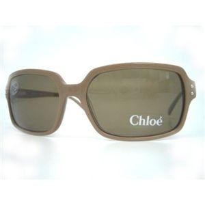 クロエ(Chloe) サングラス CL2177-C02 ブラウン×ベージュ系ブラウン