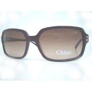 Chloe(クロエ)サングラス CL2177-C03 ブラウングラデーション×ダークパープル - 拡大画像