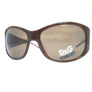 D&G(ディーアンドジー) サングラス DD3008-622/73/ブラウン×ブラウンバーガンディ