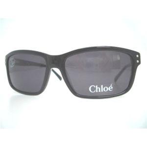 Chloe(クロエ) サングラス CL2176-C01/《C》ブラック×ブラック - 拡大画像
