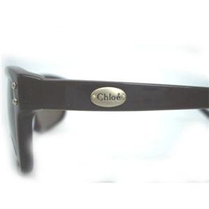 Chloe(クロエ) サングラス  CL2176-C02/《C》ブラウン×グレー系ブラウン