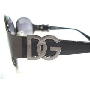 Dolce&Gabbana(ドルチェ&ガッバーナ) ユニセックスモデル サングラス DG2053-079/87・スモークグラデーション×ガンメタル×ブラック画像2