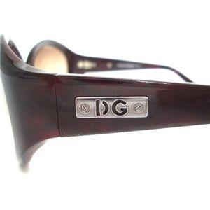 Dolce&Gabbana(ドルチェ&ガッバーナ) ユニセックスモデル サングラス DG4037-615/13・ブラウングラデーション×ダークワイン【A】