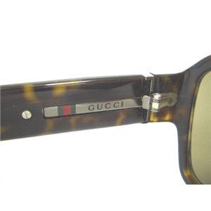 2010年新型 GUCCI(グッチ)サングラス GG1620/S-086/X7・ブラウン×ダークデミブラウン