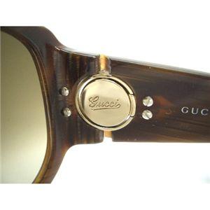 GUCCI(グッチ) サングラス GG3114/F/S-2B7/CC・ブラウングラデーション×チョコレートナッツ