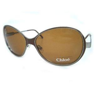 クロエ(Chloe) サングラス CL2142−C02・ブラウン×チョコブラウン