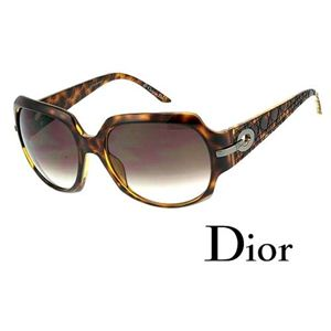 Christian Dior(クリスチャン ディオール) サングラス MYLADY DIOR1-791JS/ブラウングラデーション×ダークハバナ