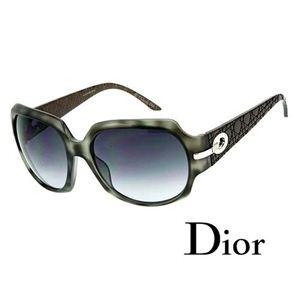Christian Dior(クリスチャン ディオール) サングラス MYLADY DIOR1-EH2JJ/スモークグラデーション×ストラップグレー