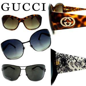 GUCCI(グッチ) サングラス GG3132/S-791/CC・ブラウングラデーション×ハバナ×GGロゴ