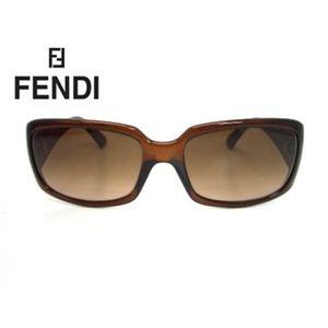 Fendi(フェンディ) サングラス SUN5042J-207 ブラウングラデーション×クリア系ブラウン