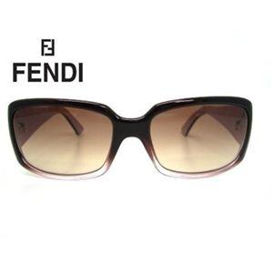 Fendi(フェンディ) サングラス SUN5042J-540 ブラウングラデーション×クリアピンク&ワインレッドグラデーション