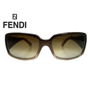 Fendi(フェンディ) サングラス SUN5042J-902 ブラウングラデーション×クリアグレー&モカブラウングラデーション