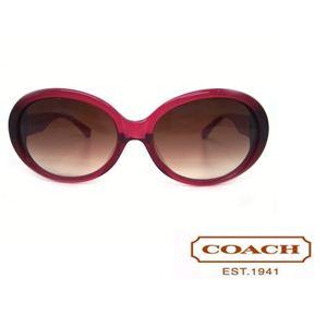 Coach(コーチ) サングラス S780A ブラウングラデーション×ベリーピンク