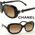 CHANEL(シャネル) サングラス CH5170A-7143B ブラウングラデーション×デミブラウン
