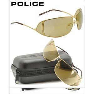 POLICEサングラス(S8670G-0383)