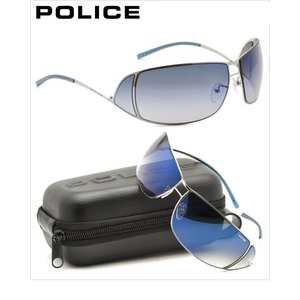 POLICEサングラス(S8670G-579B)