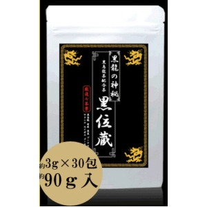 厳選茶葉7種類ブレンド 黒位蔵 (45L分) - 拡大画像