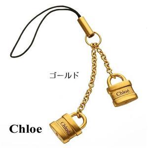 CHLOE ストラップ 7EMS697E750091 ゴールド - 拡大画像