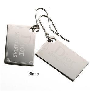 Christian Dior ピアス MONTAIGNE Blanc/D61046 - 拡大画像