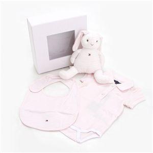 トミーヒルフィガー Baby ギフトBOX ピンク