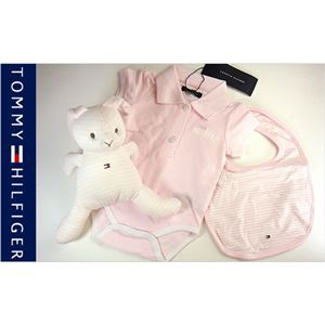TOMMY HILFIGER(トミーヒルフィガー) Baby ギフトBOX ピンク