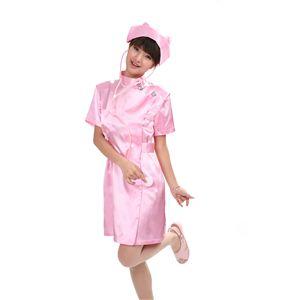 【コスプレ】 ナースの本能 ピンク L - 拡大画像