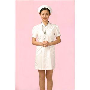 【コスプレ】 白衣の天使 白 M 4562135684686 - 拡大画像