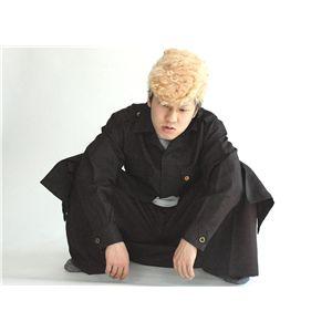特攻服 パンツ フレアー 黒 M
