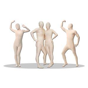 【コスプレ】 透明人間 パンテックス 肌 L 4571142460299 - 拡大画像