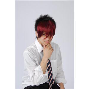 男の前髪 ビジュアル系前髪 - 拡大画像