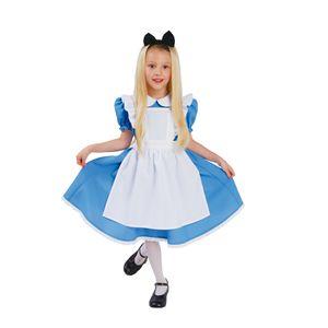 不思議の国のアリス ドレス 子供 120