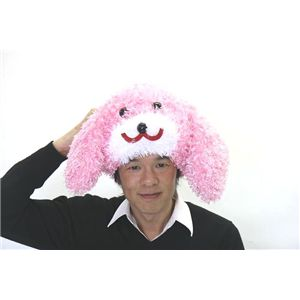 いぬ帽子 - 拡大画像