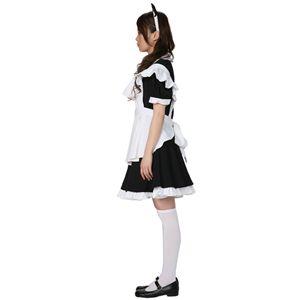 【コスプレ】 マオメイド 黒 Men's 4571142447474