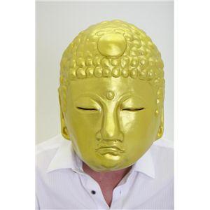 黄金仏 マスク - 拡大画像