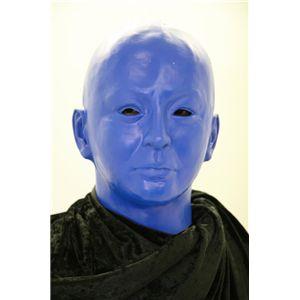 青ぬり マスク