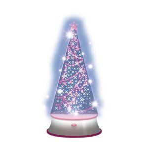 キラキラクリスマスツリー6個セット