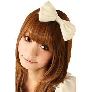 【コスプレ】 Cream doll マシュマロミルクカチューシャ×2個 - 拡大画像