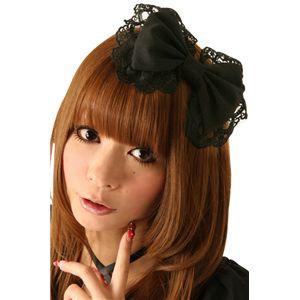 【コスプレ】 Cream doll ブラックココアバレッタ×2個 - 拡大画像