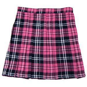 【コスプレ】 TE-10AW プリーツスカート(ホットピンク×黒×白) M 4560320829621
