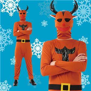 【クリスマスコスプレ】イケイケトナカイタイツ Men's 4560320834229 - 拡大画像