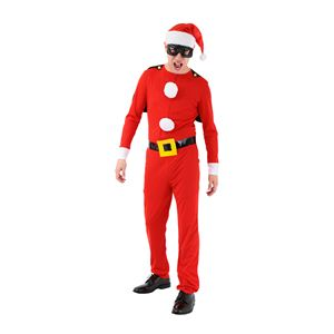 【クリスマスコスプレ】サンタマン メンズ 4560320834243 - 拡大画像