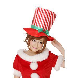 【クリスマスコスプレ】ジングルハット 4560320834373 - 拡大画像