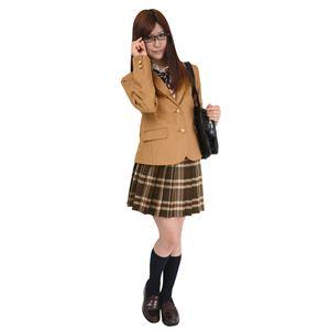 【コスプレ】 TeensEver(ティーンズエバー) コスプレ TE-11AW Sラインジャケット マロン L 4560320837534