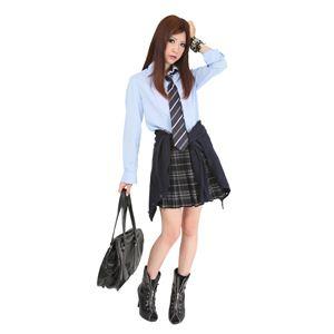 【コスプレ】 TeensEver(ティーンズエバー) コスプレ TE-11AW カーディガン ネイビー L 4560320837992