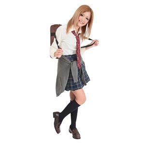 【コスプレ】 TeensEver(ティーンズエバー) コスプレ TE-11AW カーディガン チャコールグレー L 4560320838029