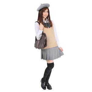 【コスプレ】 TeensEver(ティーンズエバー) コスプレ TE-11AW ベスト ベージュ LL 4560320838098