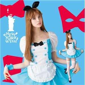 【コスプレ】 New York Wish(ニューヨークウィッシュ) コスプレ ワンダーランドガール Sサイズ NYW_0201 4560320839972