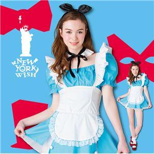 【コスプレ】 New York Wish(ニューヨークウィッシュ) コスプレ アクアガール Sサイズ NYW_0202 4560320839996