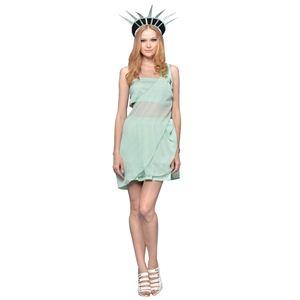 【コスプレ】 New York Wish(ニューヨークウィッシュ) コスプレ 自由の女神 Sサイズ NYW_1904 - 拡大画像